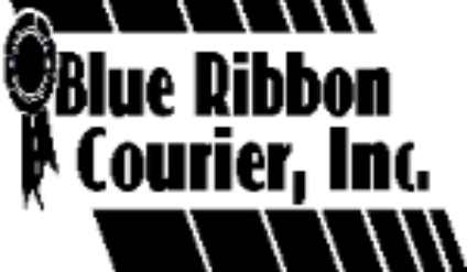 Click to enter Blue Ribbon Courier, Inc. Site